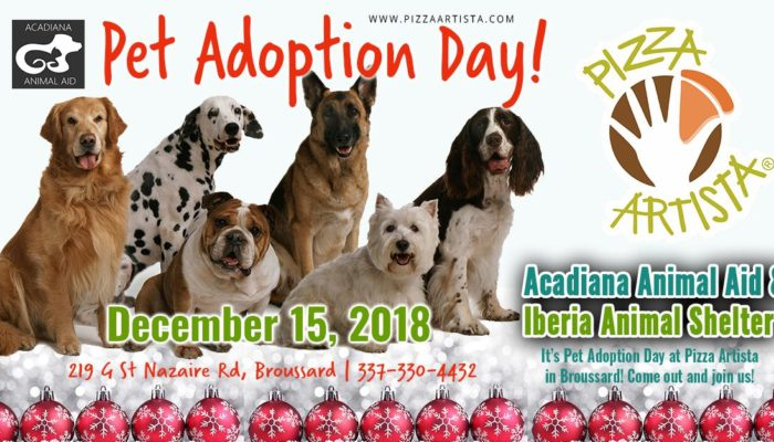 Adoption Event & Fundraiser